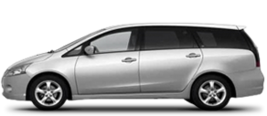 Private sedan 4 pax image